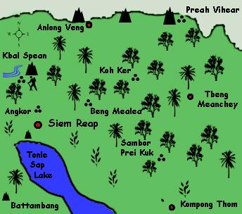 Ancient Temples Region