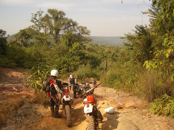 Cardamom Mountain Dirt Bike adventure