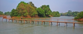 River Islands Bamboo Bridge