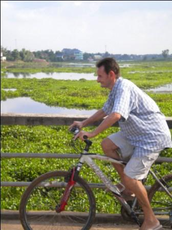 Cambodia Bicycle Day Tour