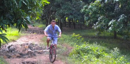 Mekong River Bicycle Tour