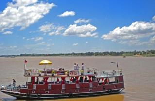Mekong Fishing Boat