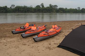 DC Kayak Gear