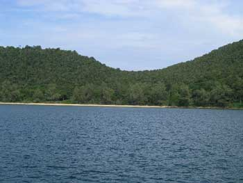 Cambodia Dive Sites