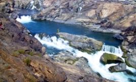 Mekong River Waterfalls