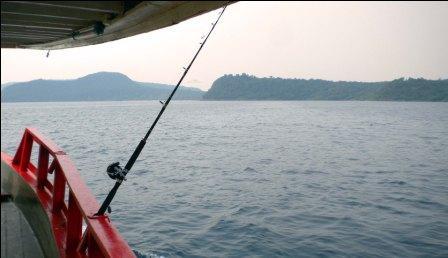 Cambodia Ocean Fishing