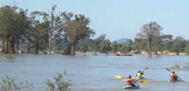 Cambodia Kayak