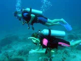 Scuba Nation Diving