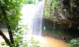 Cambodia Waterfall