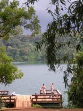 Yaklom Crater Lake Ratanakiri Province